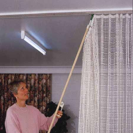 Bay Window Treatment - Discount Curtain Rods, Curtain Hardware